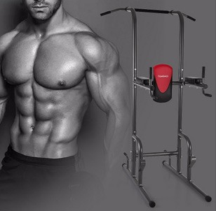 Multi Station Power Tower Pull Up Stand Rack Push Up